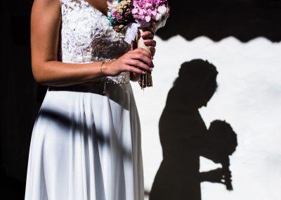 boda en las palmas