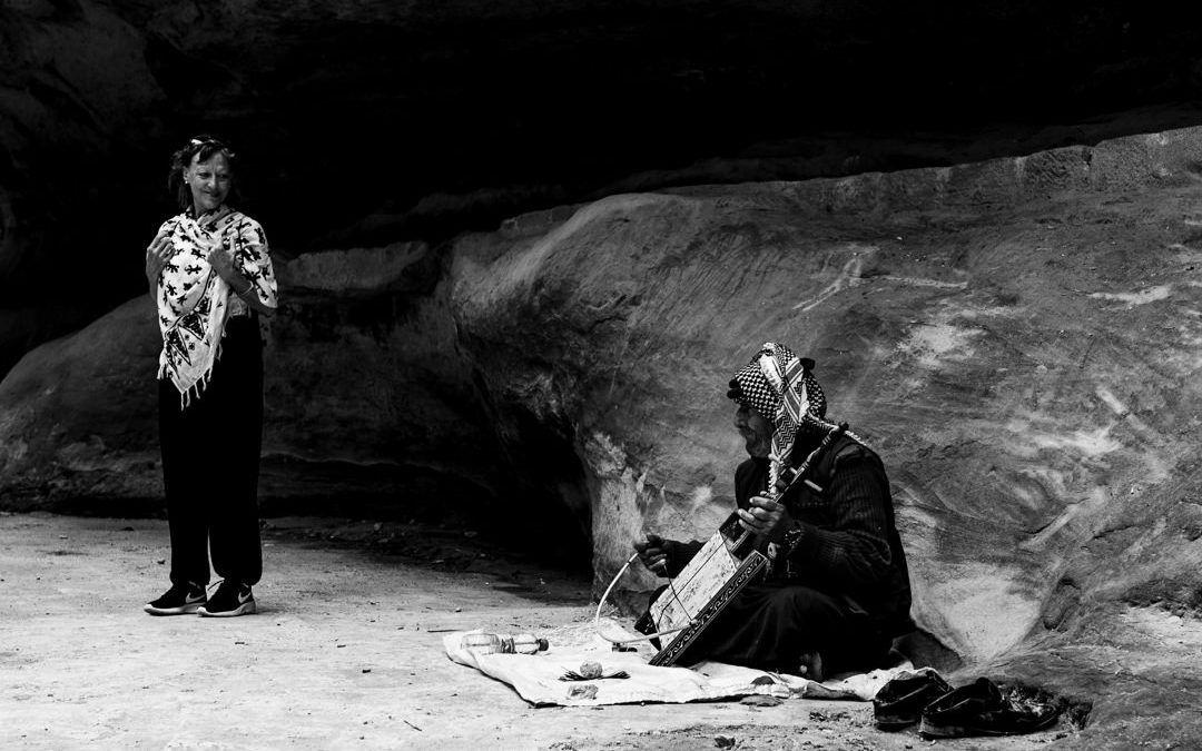 Una historia de AMOR en Petra. Jordania.