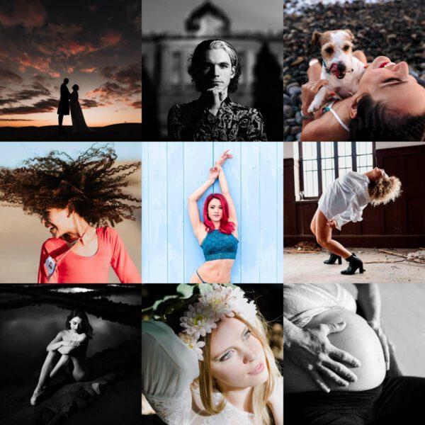 sesiones de fotografía