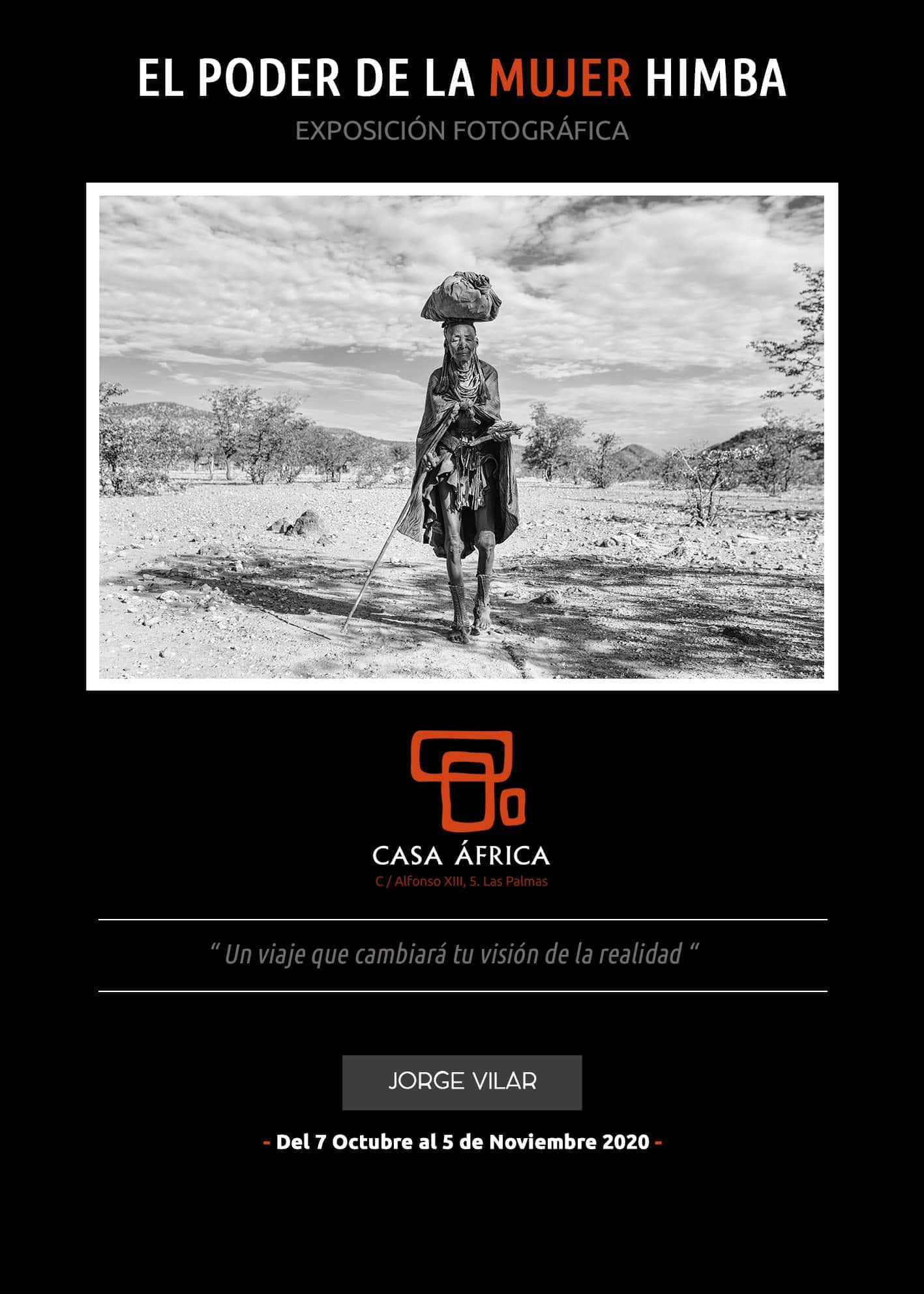 TRIBU HIMBA CASA AFRICA